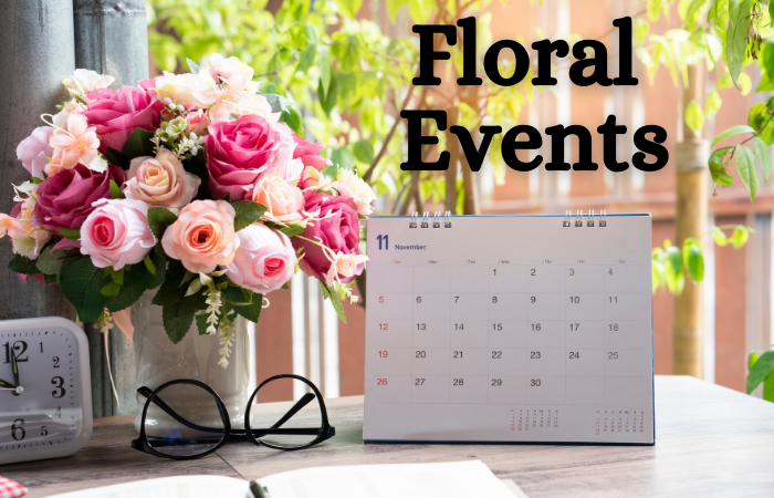 """""""Floral Events"""""""