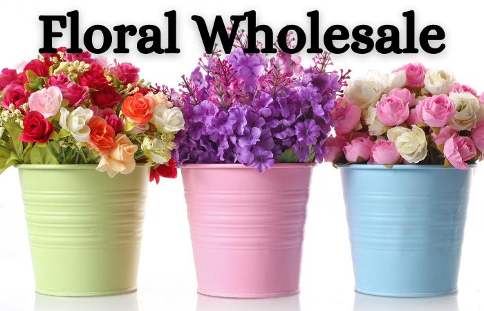 """Floral wholesales"""
