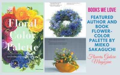 Meet Mieko Sakaguchi Author of Floral Color Palette