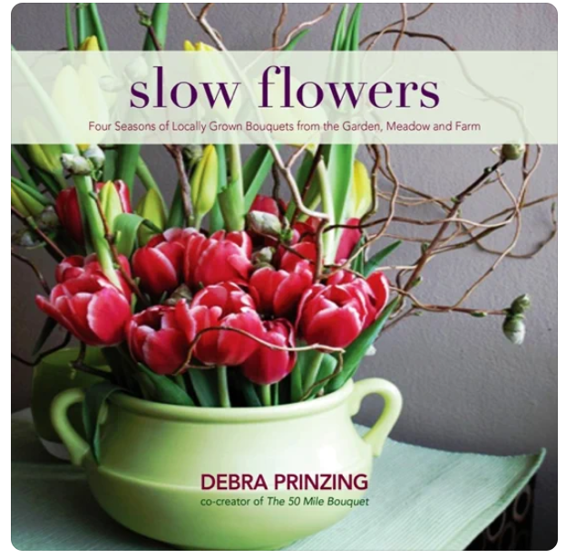 """""""featured slow flowers podcast"""""""
