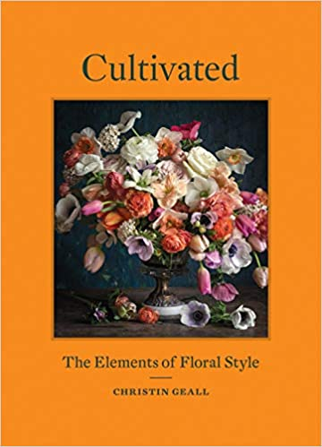 """Books we love floral color palette cover"""