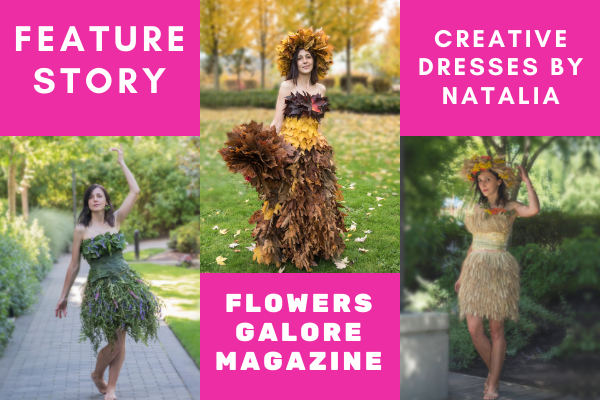 Creative Dresses to Inspire